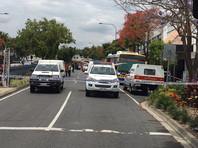В Австралии пассажир сжег заживо водителя автобуса