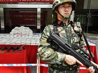 Во время полицейской операции в провинции Гуандун на юге Китая полицейские изъяли две тонны метамфетамина и задержали по меньшей мере 11 подозреваемых