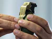 В Кургане мужчина с гранатой ограбил банк