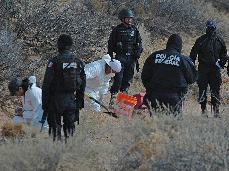 В штате Мехико вооруженный пассажир автобуса оказал сопротивление преступникам, совершившим разбойное нападение. В итоге четверо злоумышленников получили смертельные огнестрельные ранения