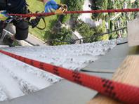 Петербуржец, перерезавший веревку промышленного альпиниста, обвиняется в покушении на убийство