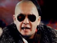 """Монгольский певец и лидера группы """"Хар Сарнай"""" С.С. Амармандах"""