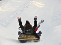 """СК РФ проверяет информацию об избиении лыжника-пенсионера мужчиной, катавшим детей на """"ватрушке"""""""