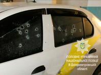 В украинском Днепре грабители расстреляли из автомата бизнесмена и его охранников
