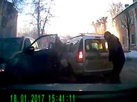 В Рязани в иномарке взорвана женщина, возглавлявшая несколько ТСЖ (ВИДЕО)