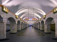 В Петербурге арестован мужчина, толкнувший пассажира метро под поезд