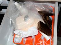 В Новосибирске у жителя Подмосковья изъято 27 кг наркотиков