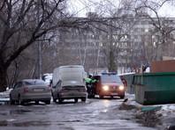 В Москве полицейские задержали подозреваемого в нападении на инкассаторов спецсвязи