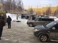 В Нижневартовске киллеры обстреляли автомобиль: одна пуля залетела в окно школы
