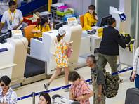 """В аэропорту Таиланда задержана латиноамериканка, везшая россиянину """"косметику с кокаином"""""""