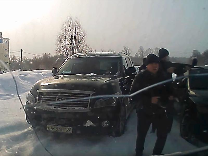 В Башкирии конкуренты маршрутчиков открыли стрельбу и ранили 8 человек