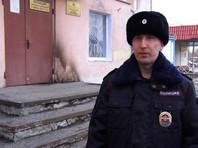 В Пензе пьяный мужчина поджег опорный пункт полиции