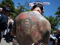 В Японии численность якудза сократилась до 40 тысяч человек