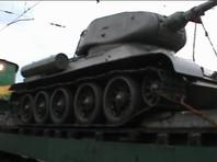 Москвич, пытавшийся вывезти в Казахстан танк Т-34, получил 3 года условно