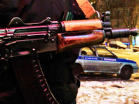 В Красноярске на парковке торгового центра застрелен уроженец Грузии