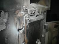 Обедневший югорчанин сжег миллион рублей при попытке вскрыть банкомат