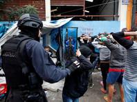 """В Бразилии ликвидация уличного рынка наркотиков """"Крэколандия"""" привела к беспорядкам"""