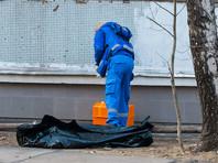 В Петербурге нашли труп мужчины с пятью огнестрельными ранениями
