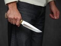 Пьяный петербуржец ранил ножом жену и детей