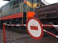 В Кузбассе селянин украл дорожный знак и шлагбаумы на переезде, чтобы сделать лопату и водопровод