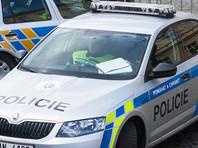 В центре Праги при ограблении оружейного магазина застрелен один из нападавших
