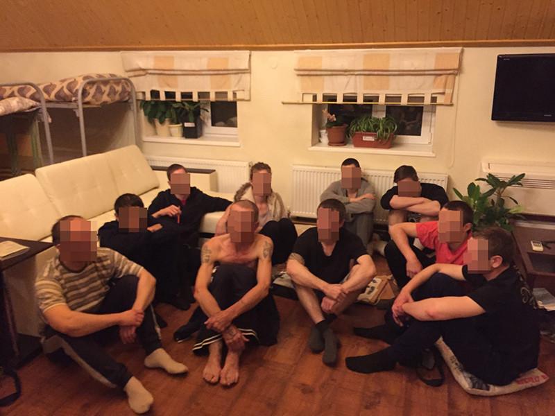 В Нижегородской области освобождены более 60 человек, которых удерживали в реабилитационном центре для наркоманов