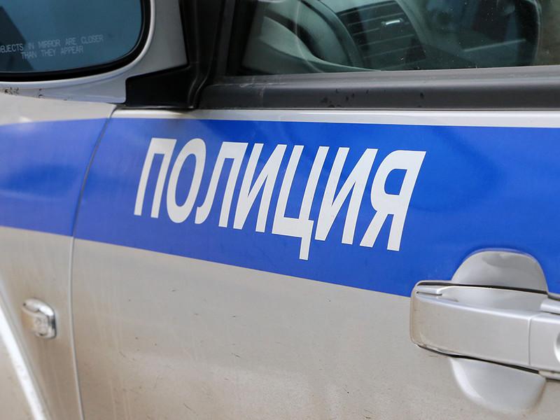 В Москве полицейские ищут преступников, совершивших крупное ограбление