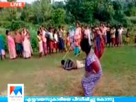 В Индии женщины убили палками мужчину, подозреваемого в изнасиловании и убийстве девочки на свадьбе (ВИДЕО)