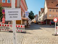 В немецком Шорндорфе фестиваль с участием мигрантов обернулся домогательствами и столкновениями с полицией