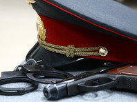 В московском офисе охраны  отставной полковник ГИБДД убил сожительницу и застрелился