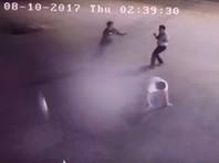 В Казахстане пьяные высокопоставленные полицейские устроили драку с поножовщиной (ВИДЕО)