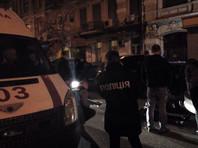 В центре Киева застрелен гражданин Израиля