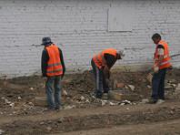 В Москве 40 мигрантов с кувалдами и лопатами подрались на стройплощадке