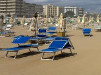На итальянском пляже африканцы изнасиловали польскую туристку и избили ее мужа