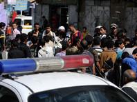 В Йемене публично казнили мужчину, обвиненного в изнасиловании и убийстве трехлетней девочки