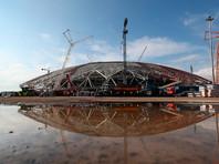 В Самаре гастарбайтер, ранивший ножом двух полицейских, работал на строительстве стадиона для ЧМ-2018