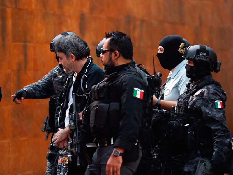 Властям США сдался крестник наркобарона Коротышки