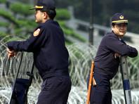 На Тайване мужчина ранил охранника президентского дворца самурайским мечом, украденным из музея