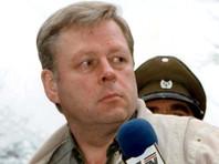 Хартмут Хопп, август 1997 года