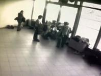 В Екатеринбурге на Дне пенсионера  во Дворце спорта две женщины украли вещи выступавших детей (ВИДЕО)