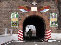 В армянском Гюмри подрались российские военные: один человек госпитализирован