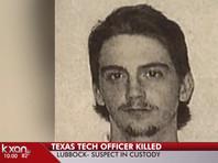 Первокурсник Техасского политеха застрелил полицейского на территории кампуса