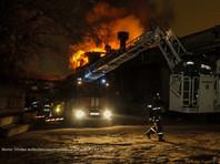 В московском автосервисе сожжено 5 автомобилей Mercedes Gelandewagen
