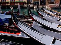 """В Венеции французские туристы угнали гондолу из-за тяги к """"романтике"""""""
