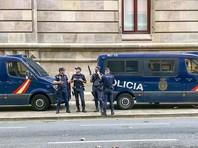 """Сотрудники испанских правоохранительных органов начали 29 ноября утром спецоперацию в Каталонии и Мадриде, направленную против грузинского клана """"русской мафии"""""""