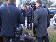 В Белоруссии после перестрелки задержан грабитель банка, оказавшийся бывшим бойцом ВВ МВД РФ