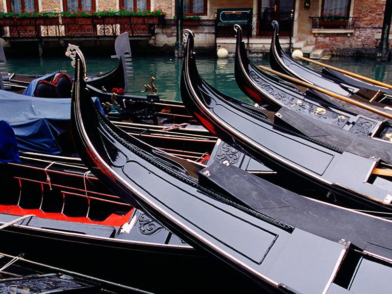В Венеции французские туристы угнали гондолу из-за тяги к «романтике»