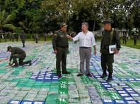 В Колумбии изъята рекордная партия кокаина весом 12 тонн