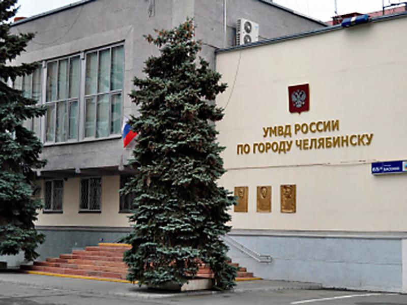 """Сотрудники отдела полиции """"Тракторозаводский"""" в Челябинске задержали двух человек, подозреваемых в инсценировке разбойного нападения на сотрудников супермаркета с целью грабежа"""