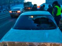 Около 16:00 на автодороге К-19р в районе села Гусиный Брод похожая по приметам Toyota попала в поле зрения экипажа ДПС ГИБДД, который задержал ее